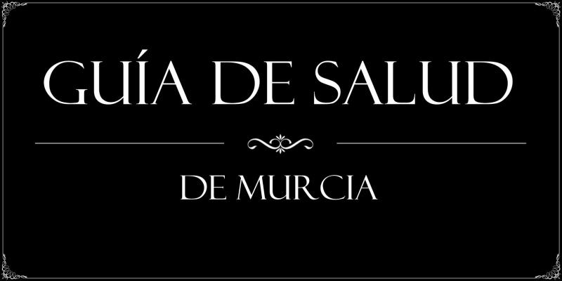 Guía de la Salud de la Región de Murcia — VegaMediaPress   Noticias ...